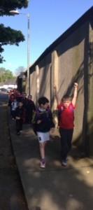 Walk to school 3