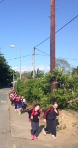Walk to school 4