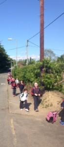Walk to school 5